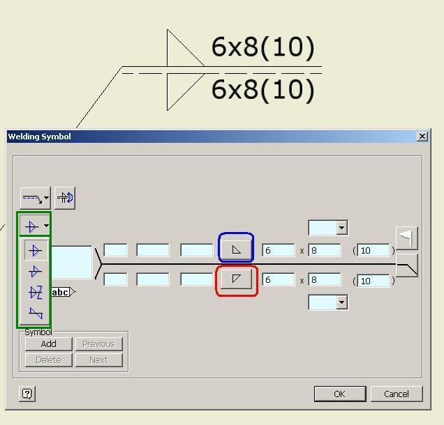 Weld Symbols Autodesk Community Inventor Products
