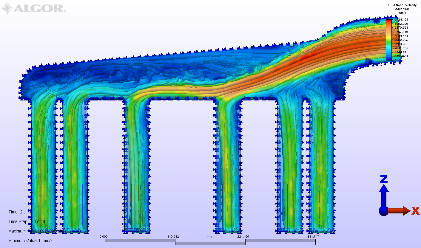 Flow simulation and data recording with Autodesk product? - Autodesk