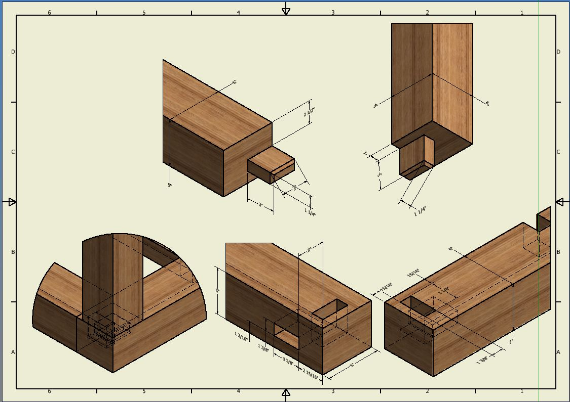 inventor for woodworkers - joinery, millwork and cabinetry