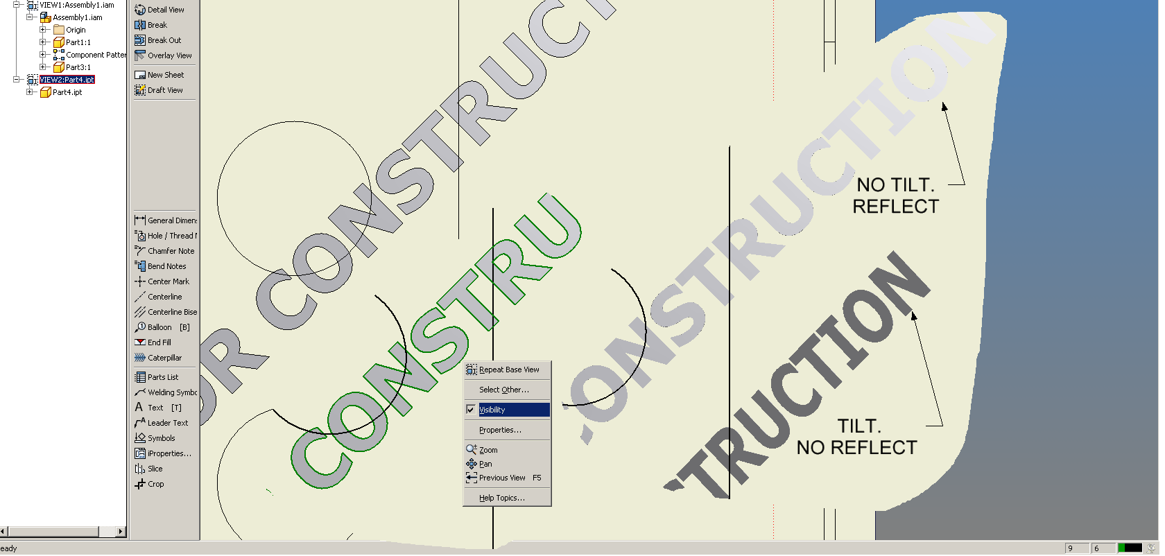 Text behind view autodesk community biocorpaavc Choice Image