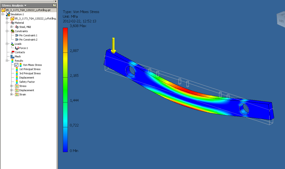 When can you trust Inventors Stress Analysis? - Autodesk Community