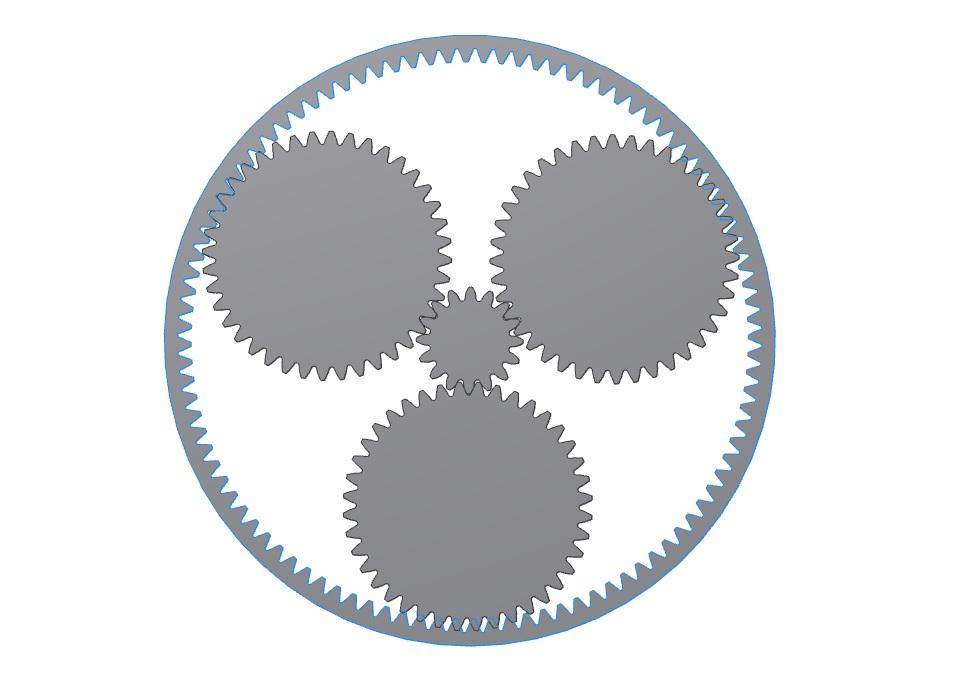 Planetary gear train - Autodesk Community