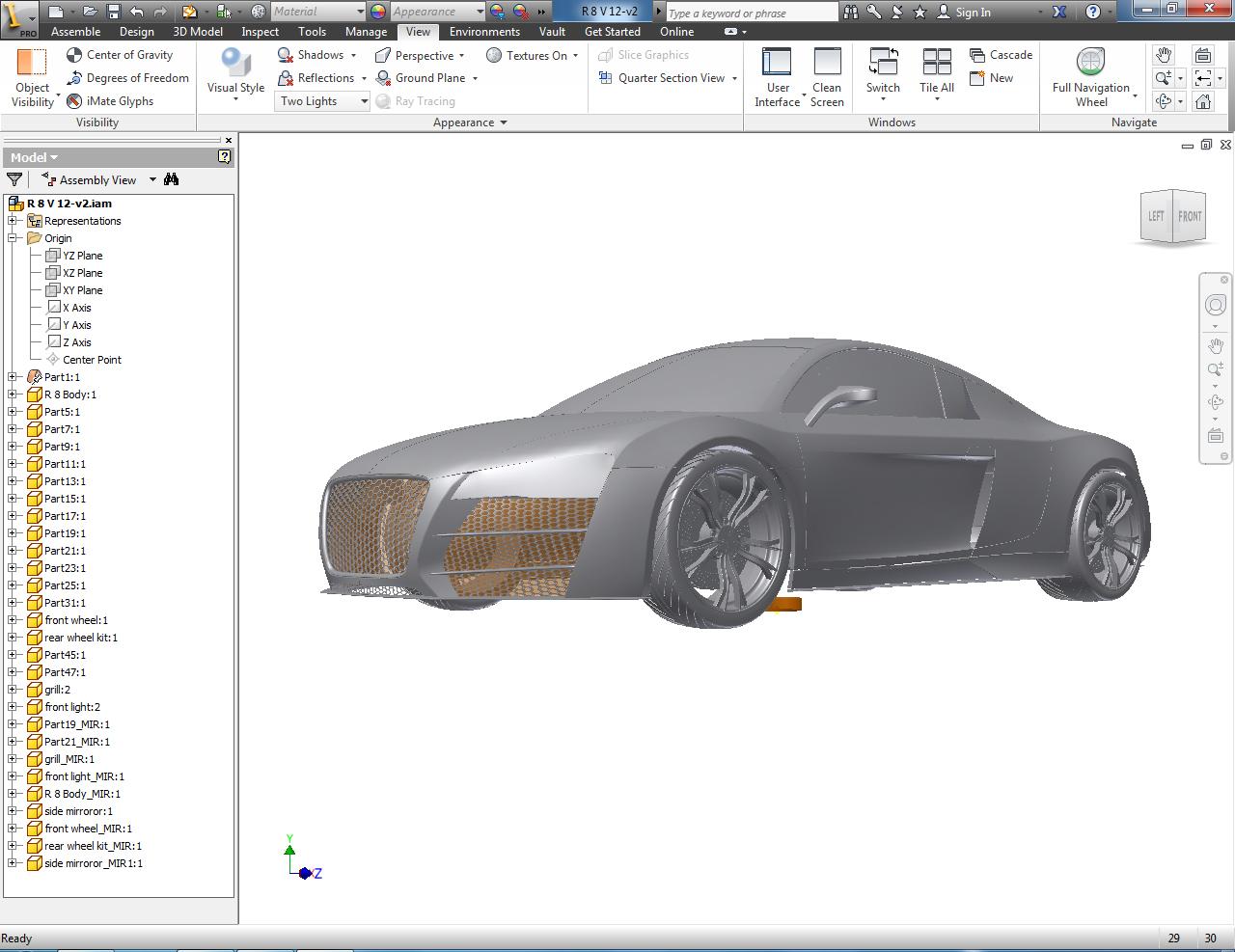 Autodesk Inventor Carmodeling - Autodesk Community- Inventor