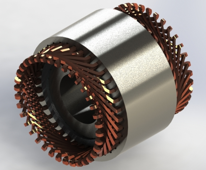 motor windings autodesk community inventor products