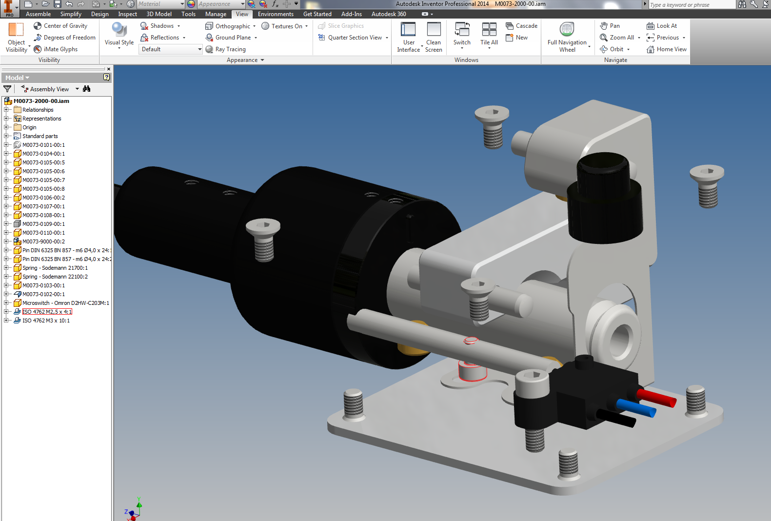 Inventor 2014 raytrace too dark - Autodesk Community