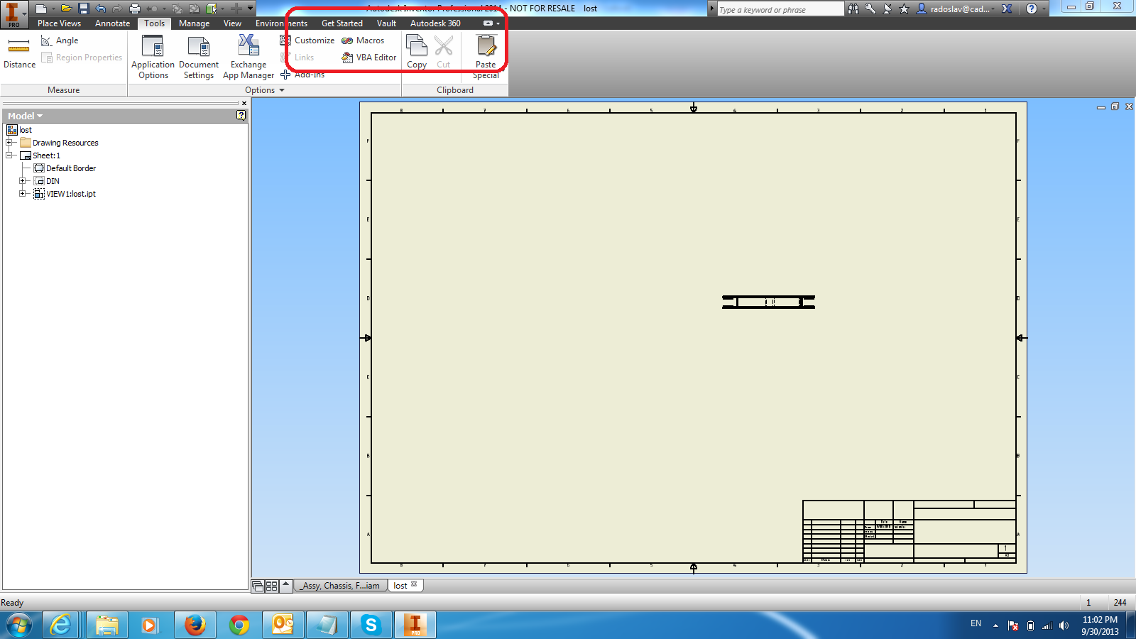 How to draw revision clouds in Inventor 2014 - Autodesk