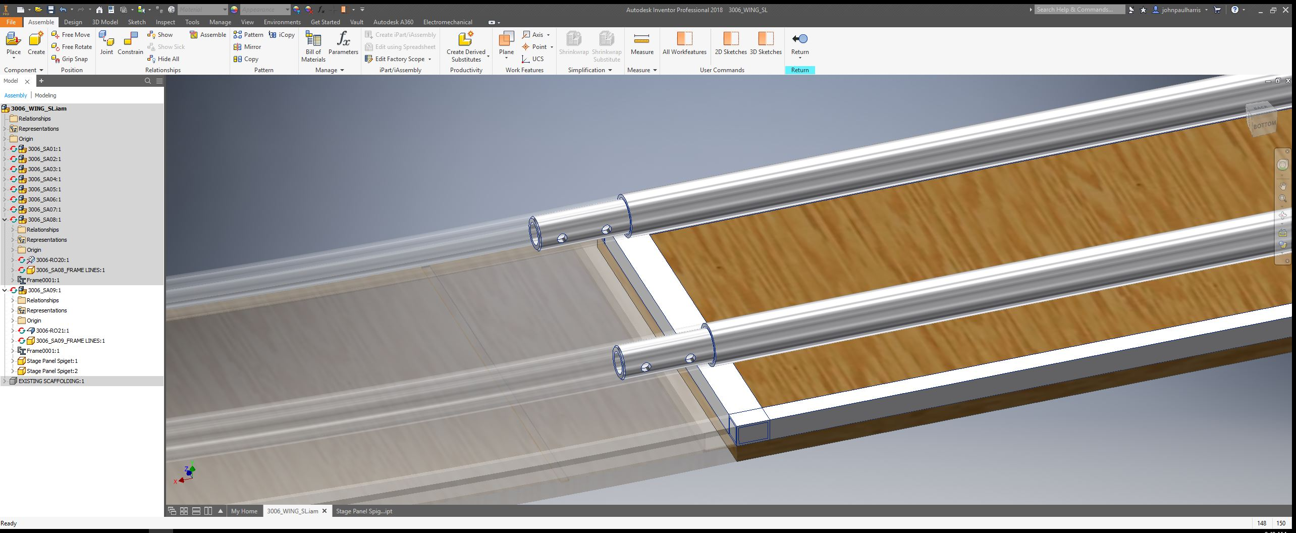 Solved: iPart that cuts - Autodesk Community- Inventor