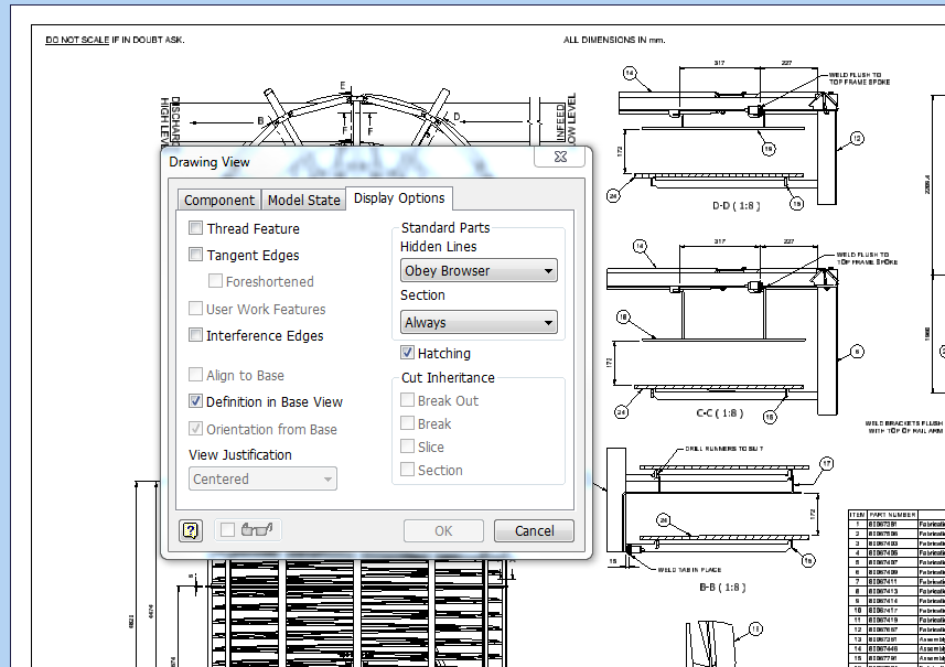 Solved Inventor Cropping Tool Select View Greyed Out Autodesk