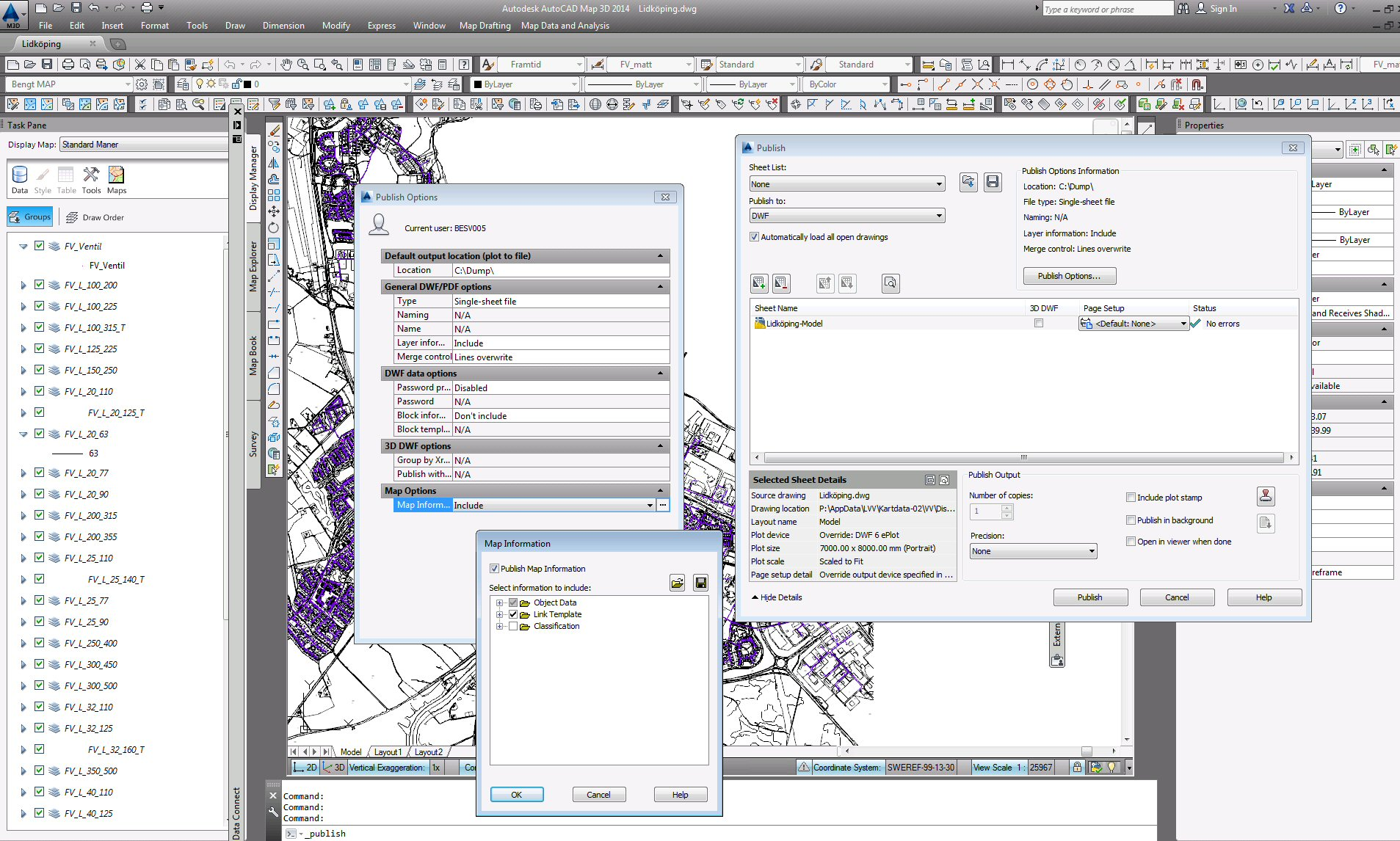 DWF Publish Problem in Map 2013 and 2014 - Autodesk
