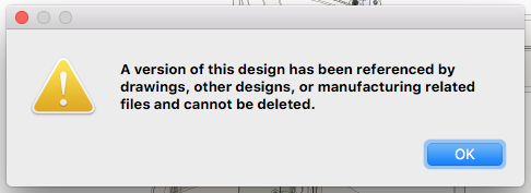 Solved: Can't delete file - Autodesk Community- Fusion 360