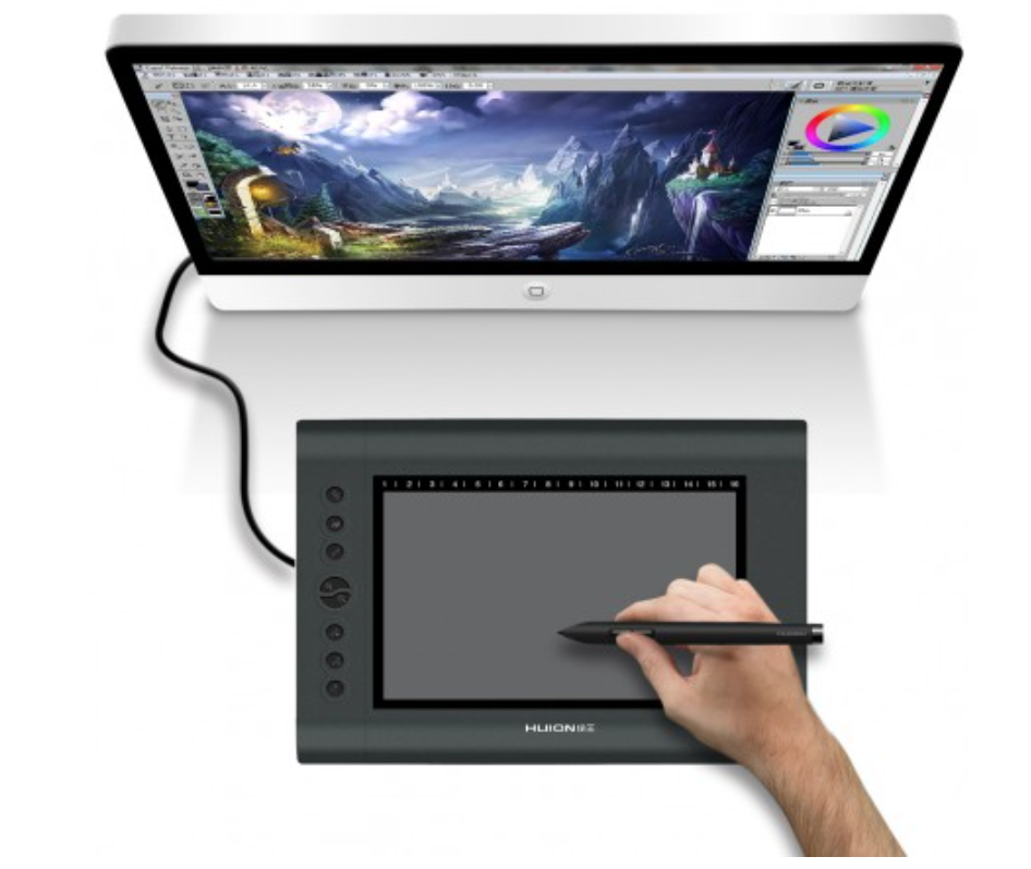 What Graphic Drawing Tablets or Pads are compatible with Sketchbook