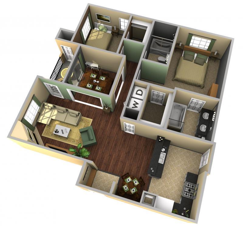 3d Floor Plan Tutorials Autodesk Community 3ds Max