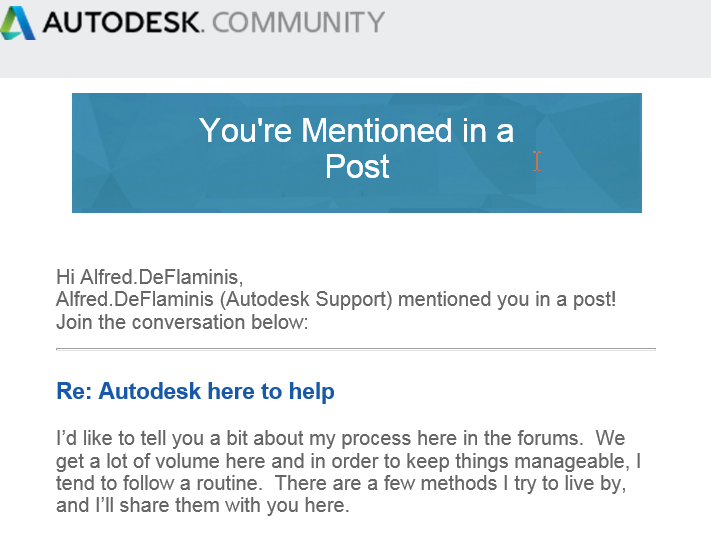 Autodesk here to help - Autodesk Community- 3ds Max
