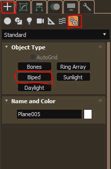 Solved: Where is the default mannequin (dummy) in 3DS MAX