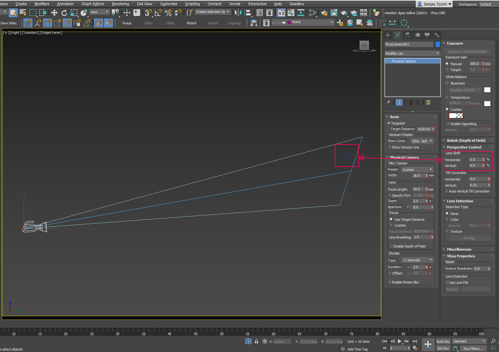 Deadline 3ds max