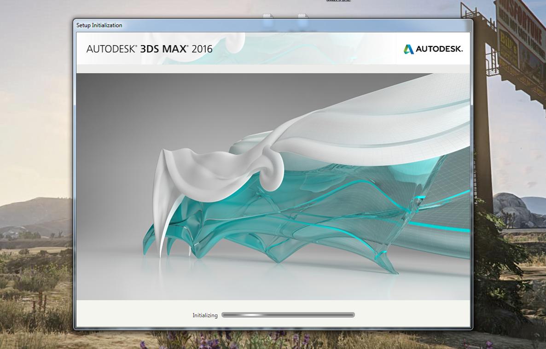 Eternal Initialization 3D Max - Can't Initialization - Autodesk