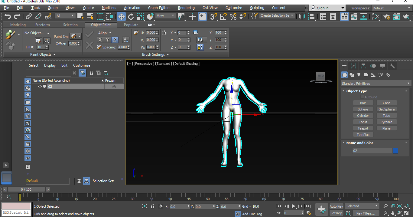 Solved: 3DS Max 2018 problem with zbrush - Autodesk Community- 3ds Max