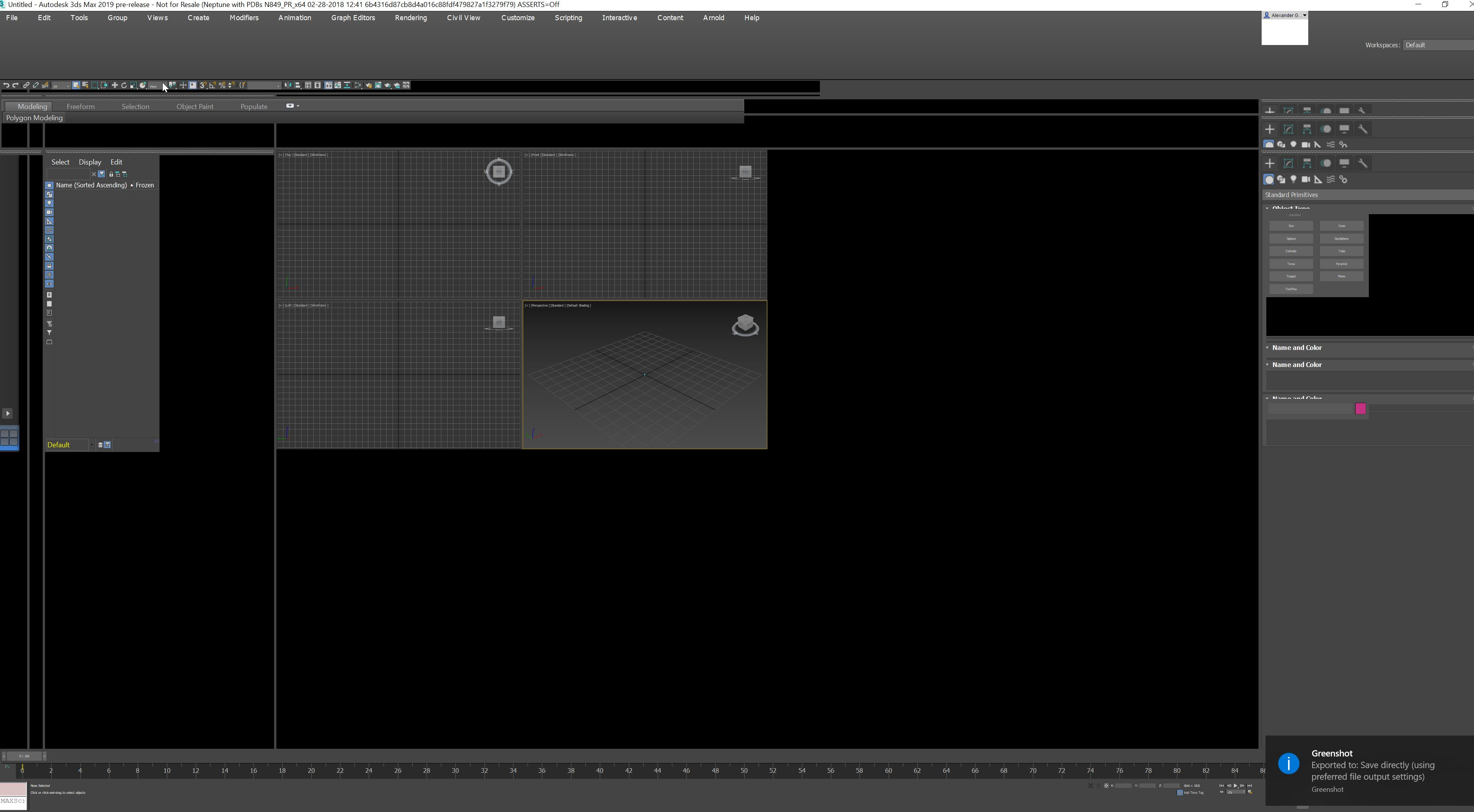 Solved: 3ds Max 2018 DPI scaling 4k issue - Autodesk Community- 3ds Max