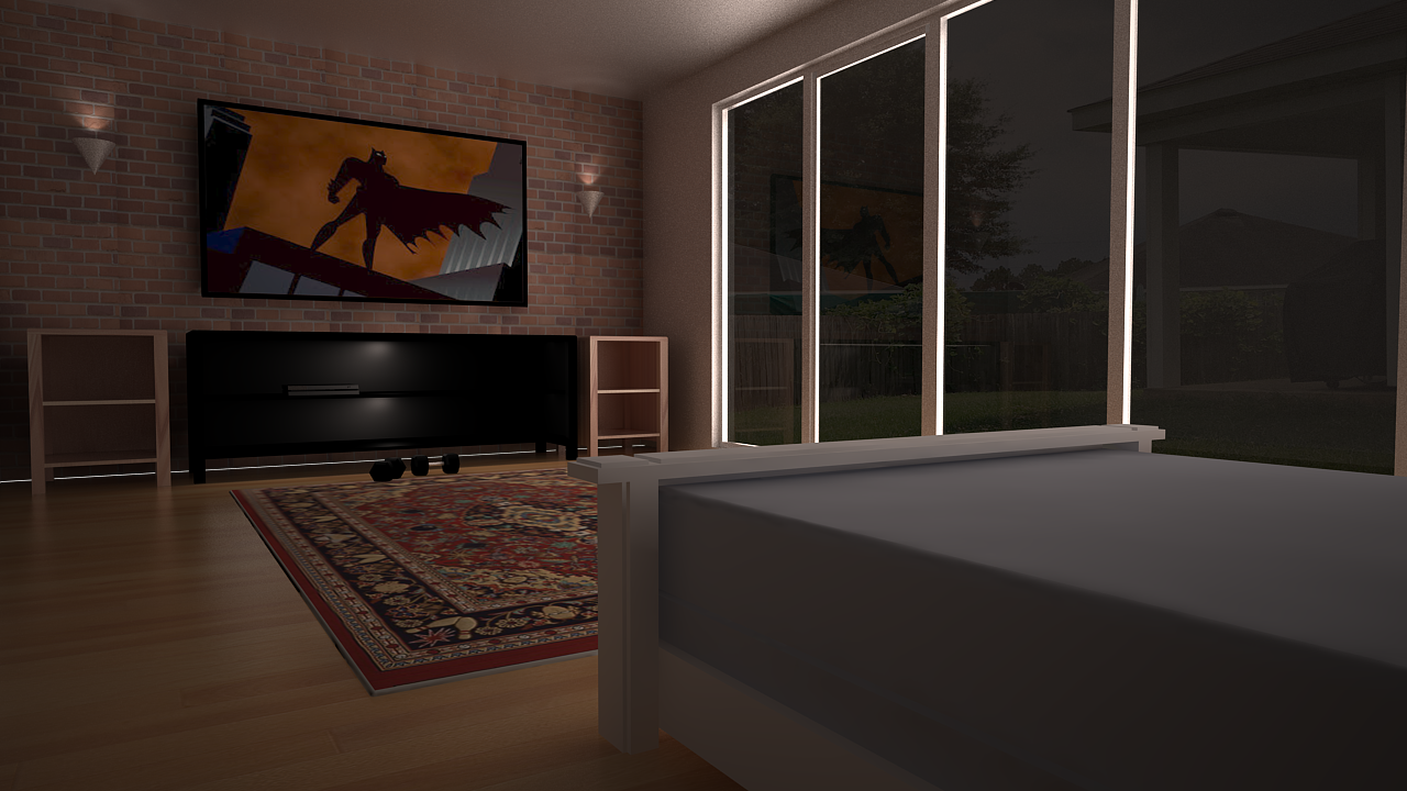 Solved 3ds Max 2010 Rendering Vray Glass Windows Autodesk