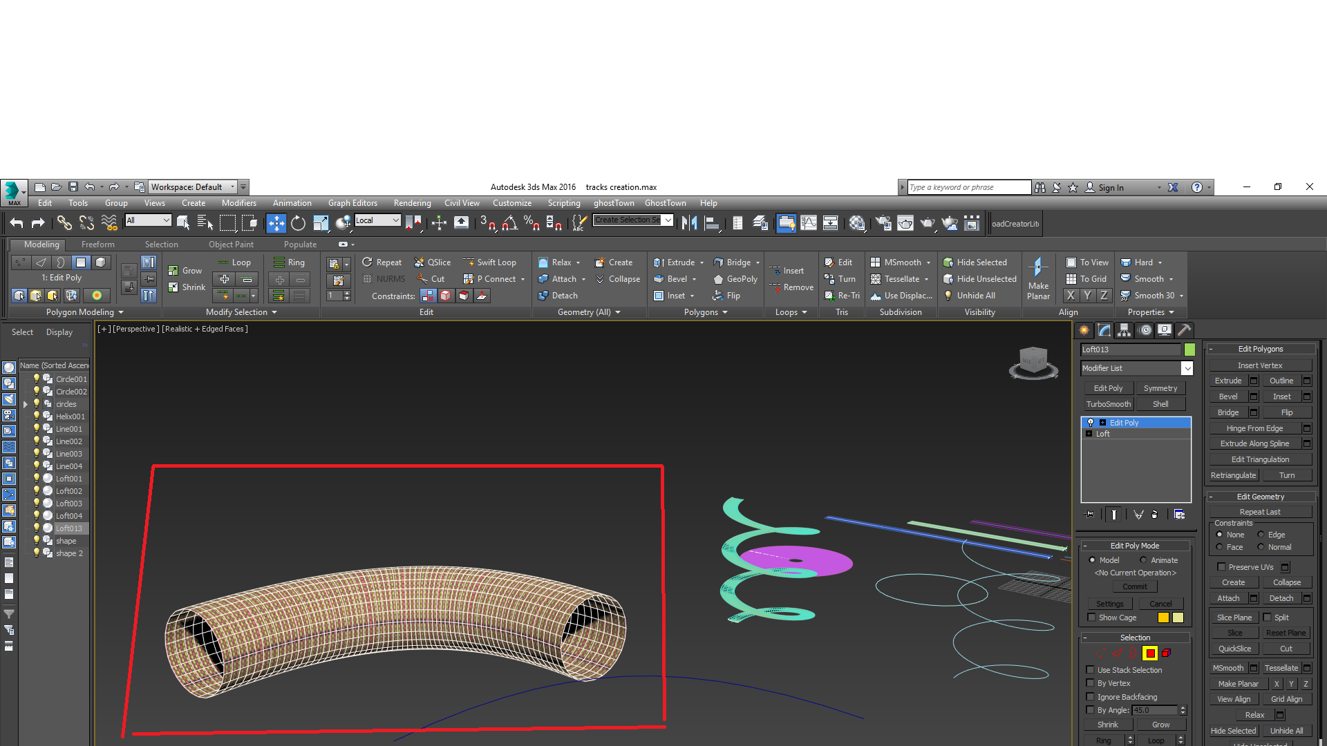 LOFT OBJECT EXPORT ISSUE - Autodesk Community- 3ds Max