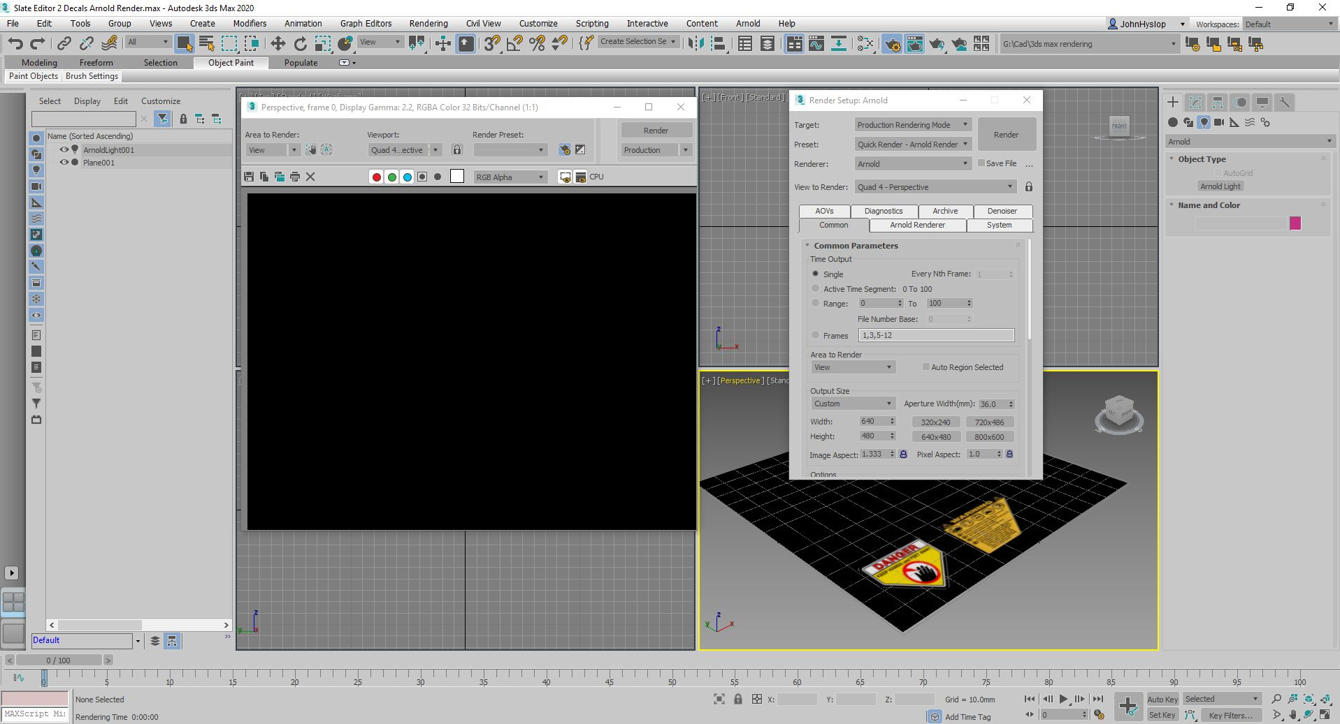 Solved: 2 Decals on 1 face 3ds max 2020 - Autodesk Community- 3ds Max