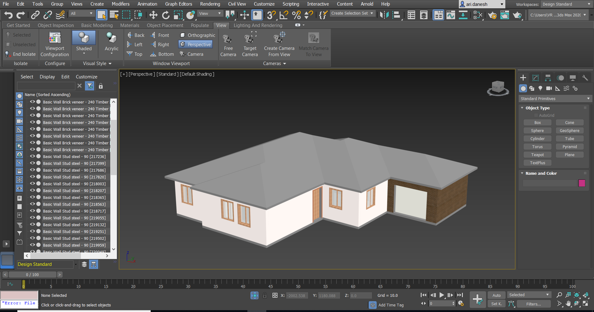 3ds Max import to Interactive doesn't show materials correctly