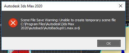IO Errors - Autodesk Community- 3ds Max