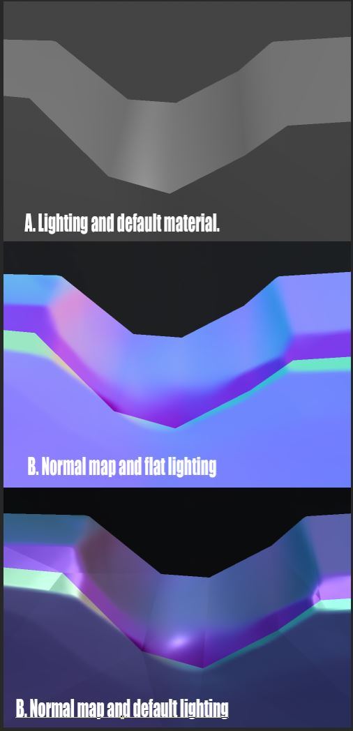 Maya lock / unlock normals changes the display of the