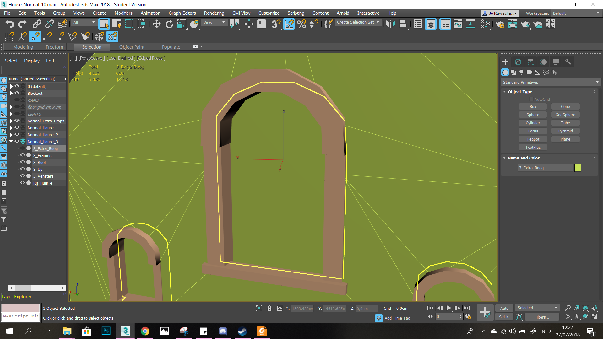 Object disappeared in viewport - Autodesk Community- 3ds Max