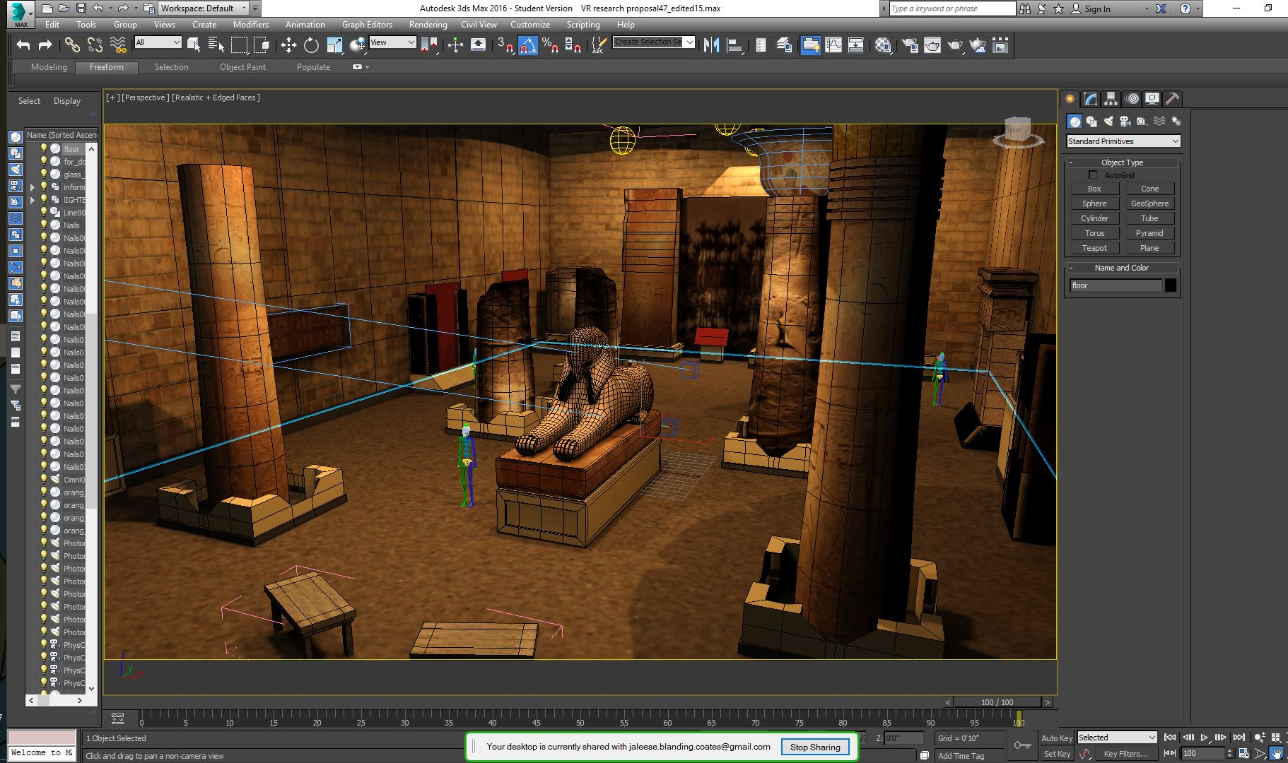 Solved: Virtual reality with 3ds max - Autodesk Community- 3ds Max