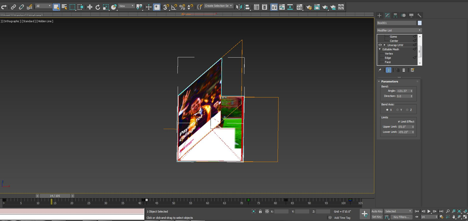 Trying to export animation with Three js - Autodesk