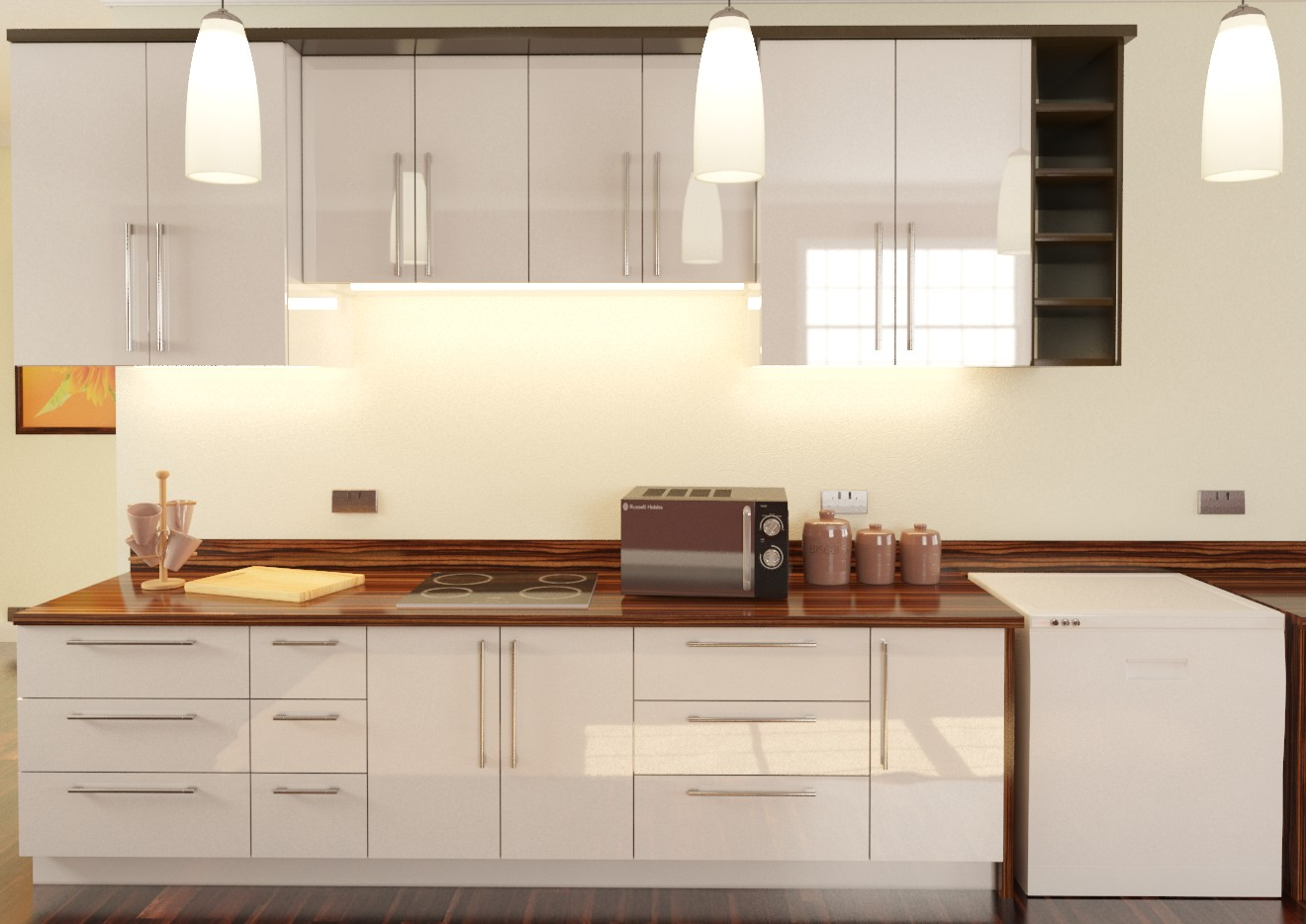 Realistic Interior Rendering Issues Vray/3ds Max 2016