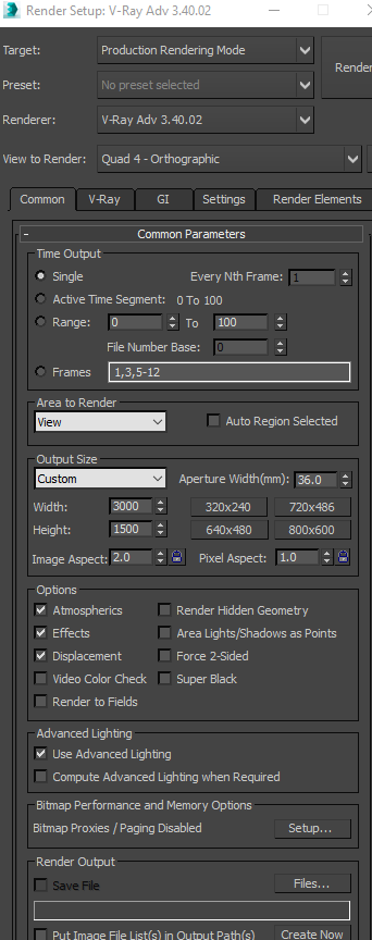 Solved: Why is my render grainey and out of focus? - Autodesk