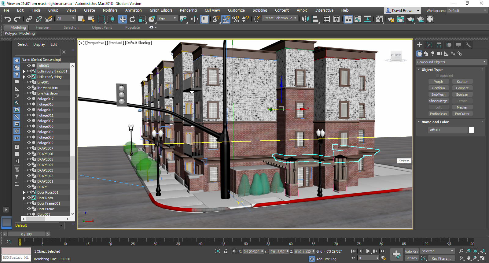 Mapping showing in Viewport but not Render - Arnold - Autodesk