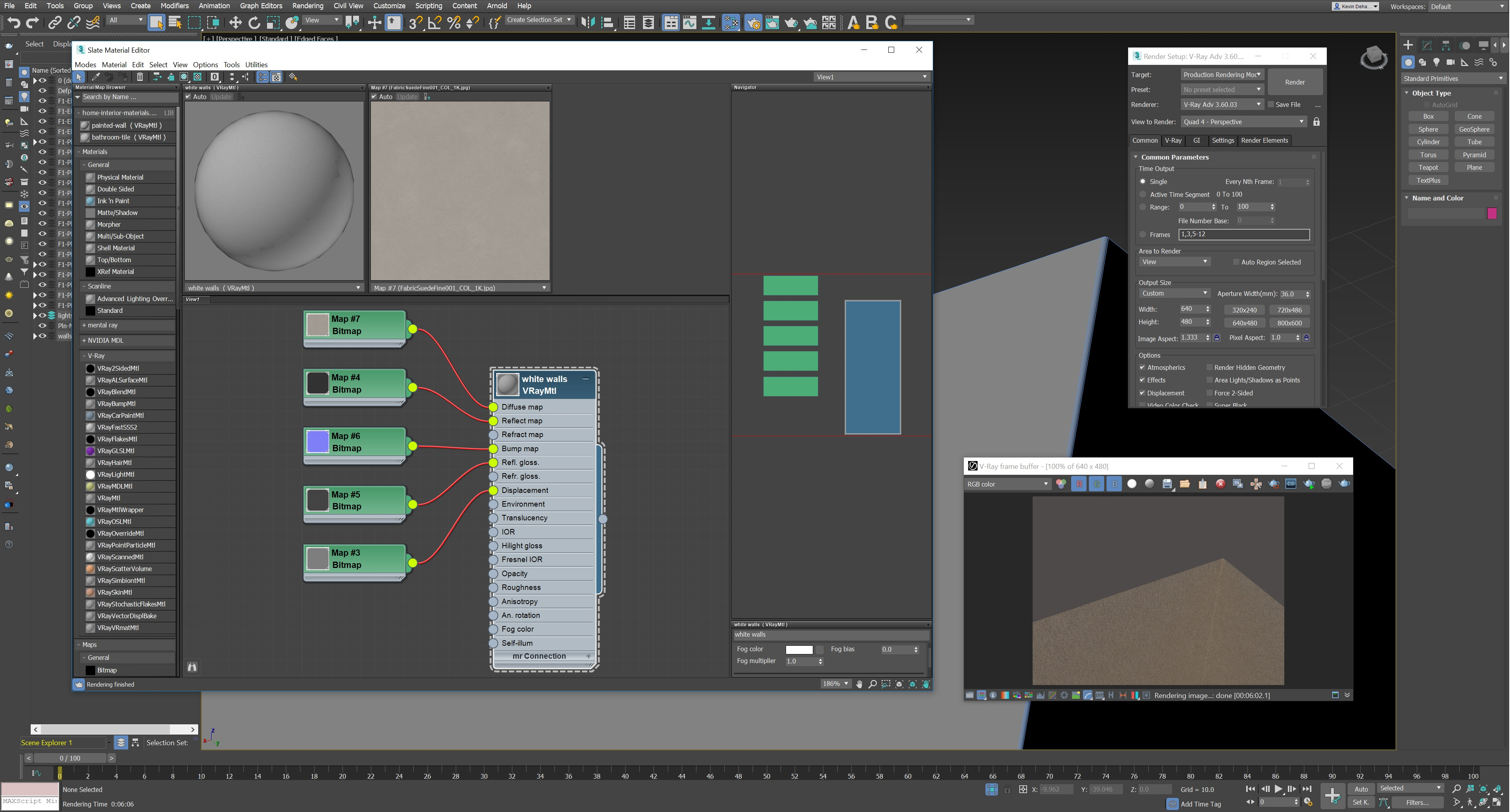 Solved 3ds Max Not Displaying V Ray Texture Correctly Autodesk Community 3ds Max