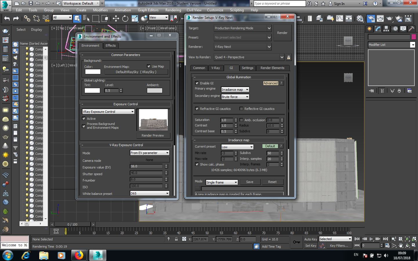 Solved: Vray rendering turned all white - Autodesk Community- 3ds Max