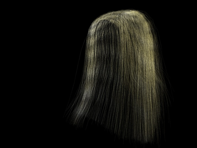 Solved: Render to texture hair in 3DS Max 2018 4 - Autodesk