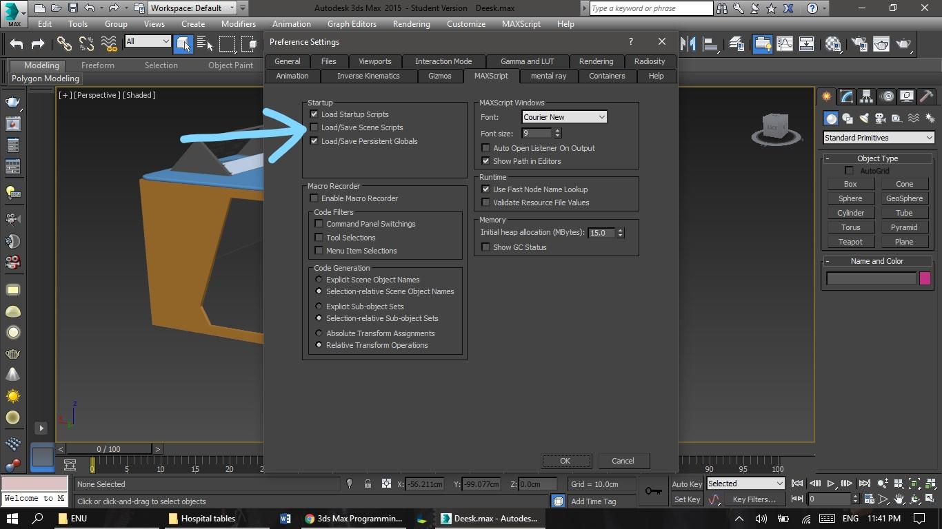 3Ds max crash whenever file explorer dialogue pops up - Autodesk
