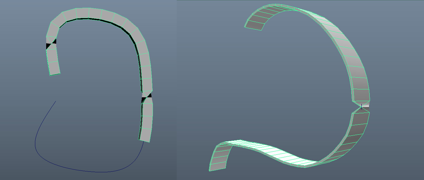 Solved: Curve Warp deform issues - Autodesk Community- Maya