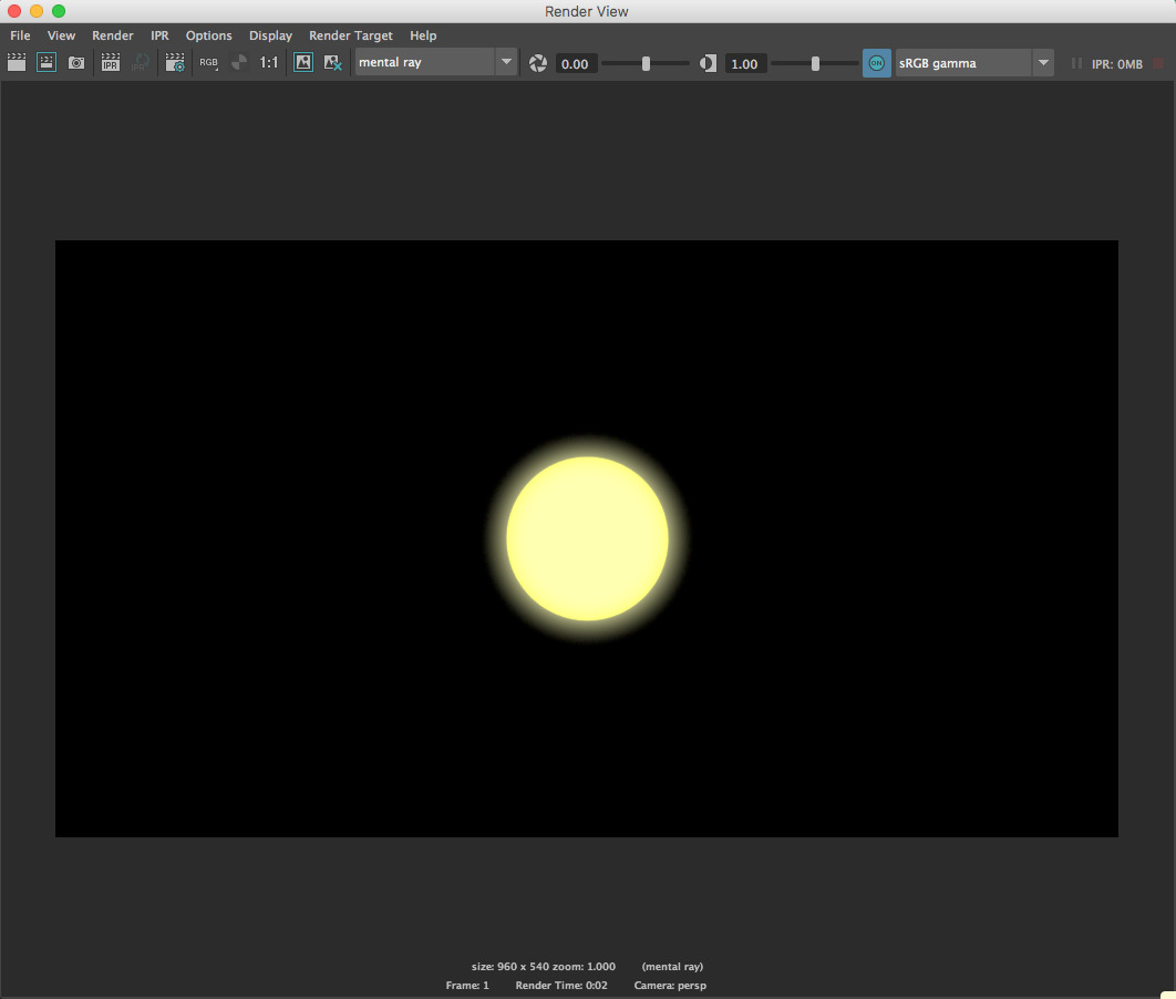 Solved: How to make object emit light? - Autodesk Community- Maya