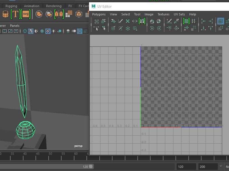 UV Editor not displaying UVs  - Autodesk Community- Maya