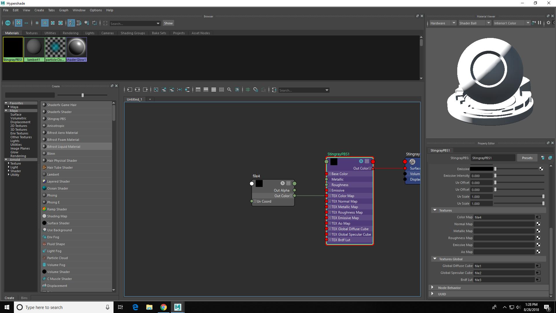 Import Obj and mtl file - Autodesk Community- Maya