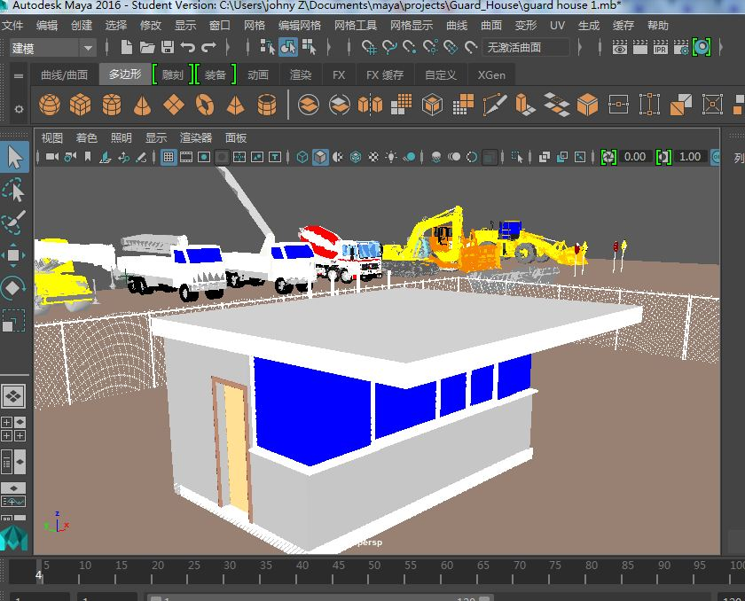 Solved: how to export models from revit to maya with original colors