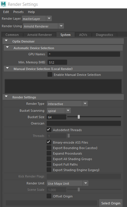Graphics card not detected in Maya 2019(Student version/Arnold