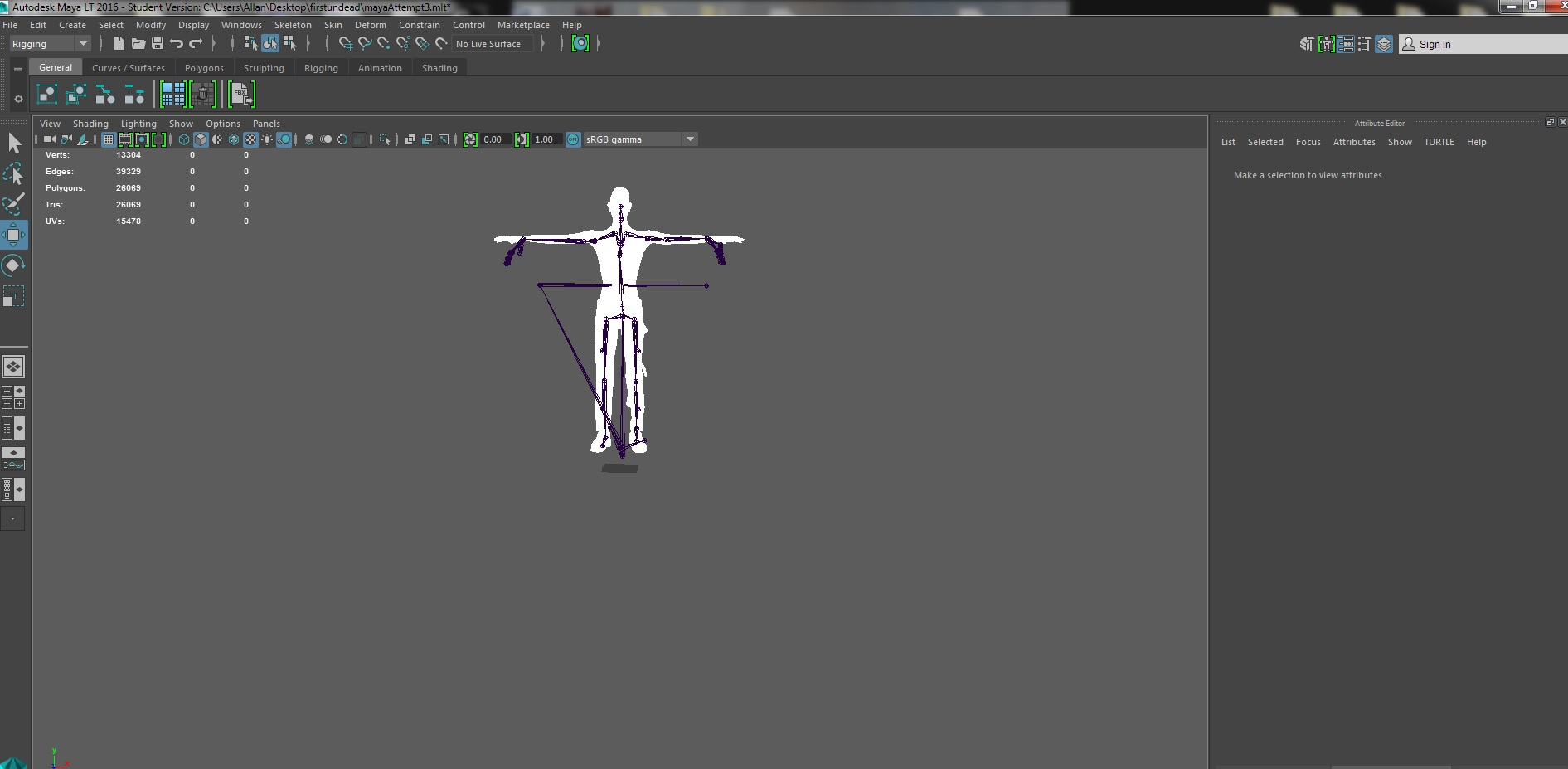 Solved: Fairly new: Skinning and rigging assistance - Autodesk