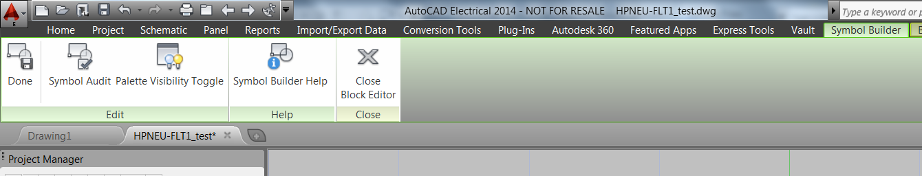 Symbol Builder - Attribute Editor Pins List Not Displaying ...