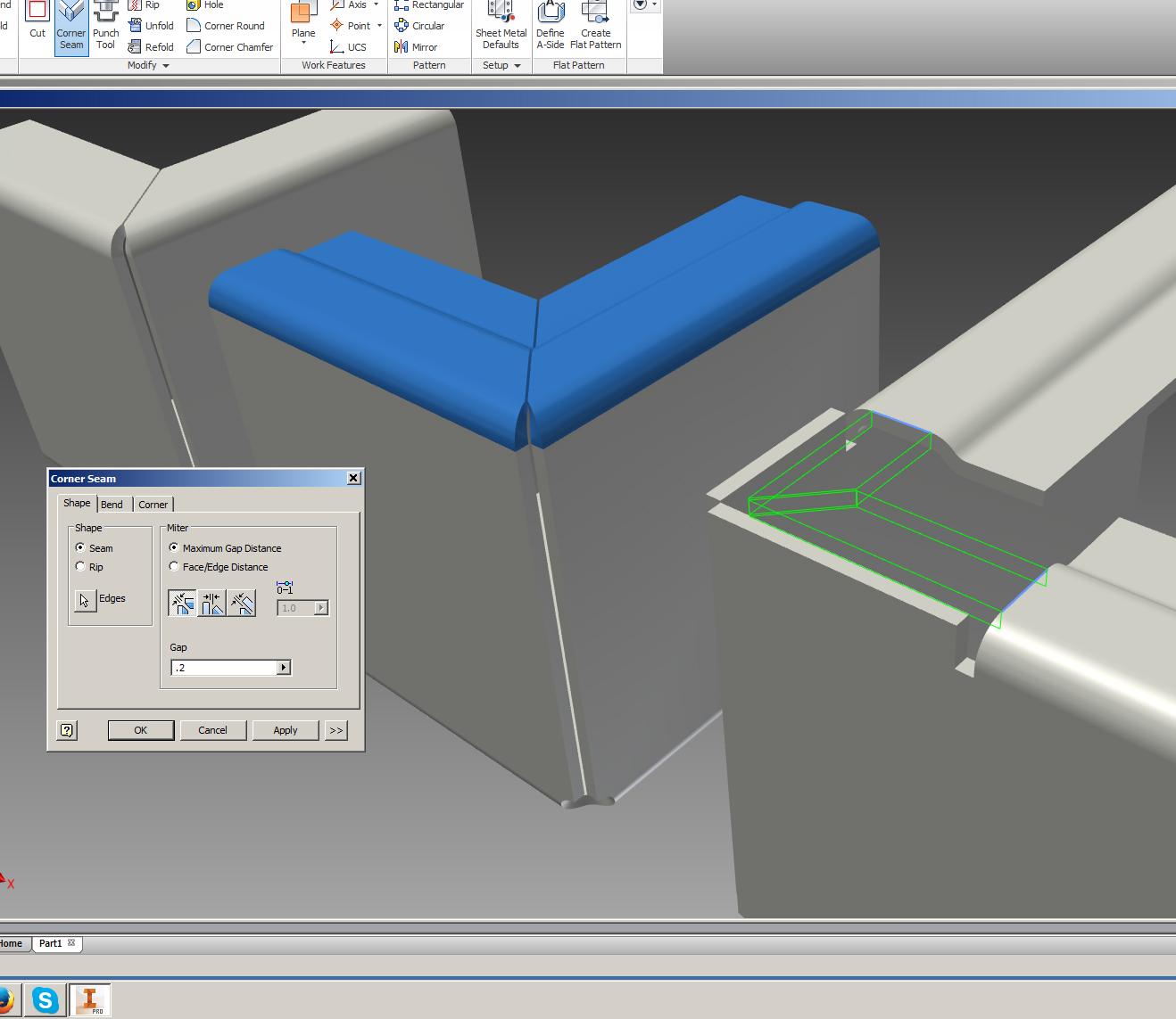 Overdue Improvements To Inventor Sheet Metal Autodesk Community