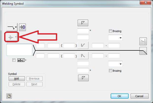 Staggering Non Fillet Weld Symbols Autodesk Community