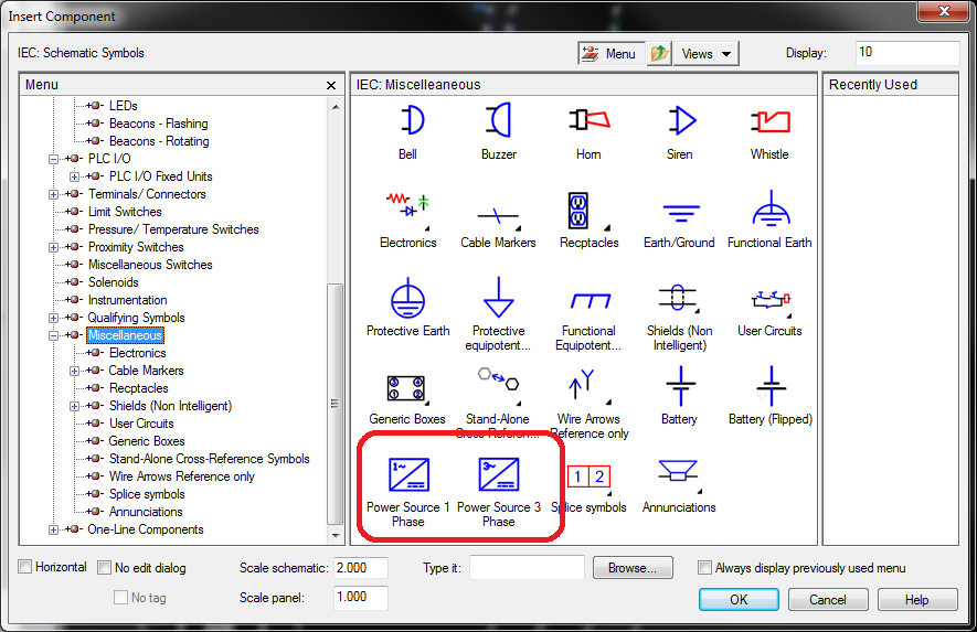 Solved: Power Supply symbols - Autodesk Community- AutoCAD Electrical