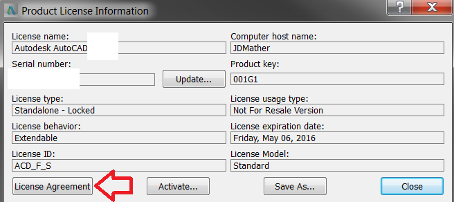 product key serial number autocad 2013